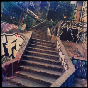 Post 51 Graffiti