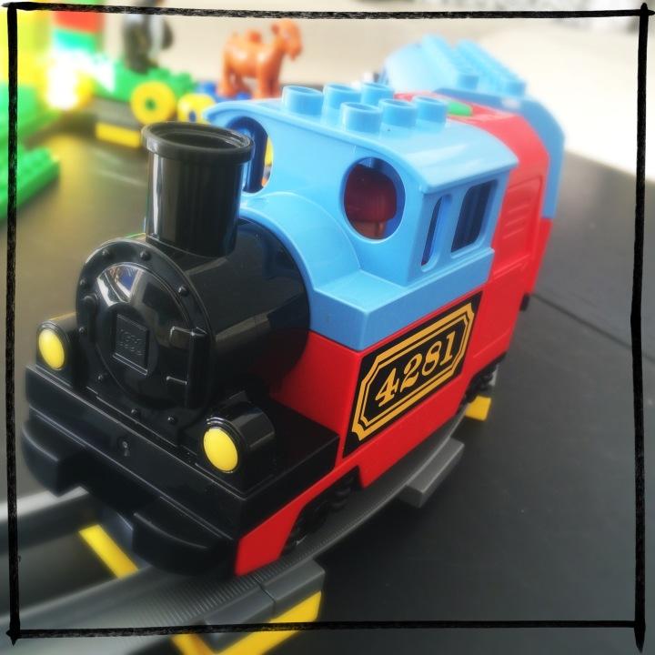 Post 92 Train